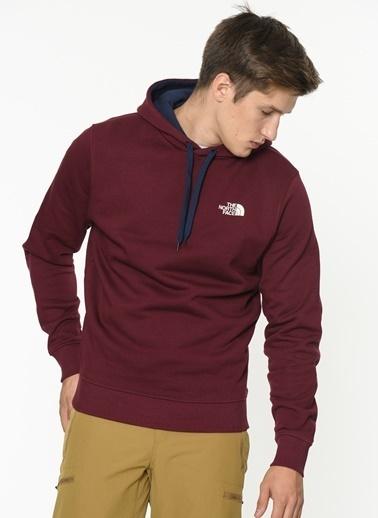 The North Face Sweatshirt Kırmızı